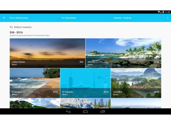 Skyscanner (Android, iOS:Bedava)