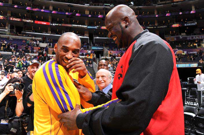Kobe Bryant & Shaquille ONeal