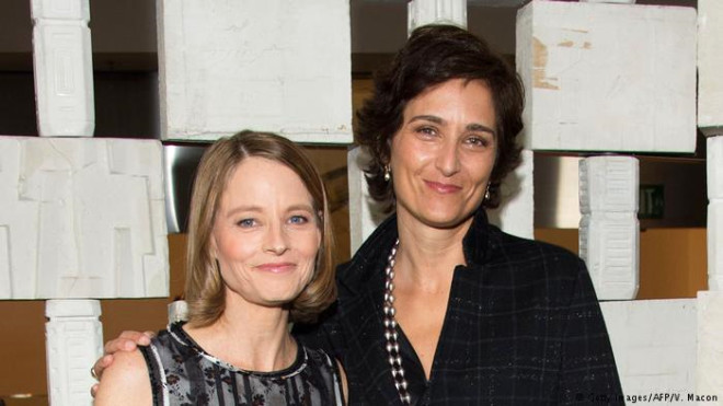 Jodie Foster ve Alexandra Hedison