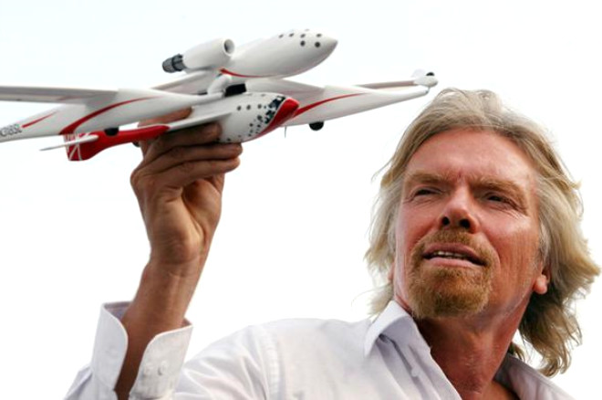Richard Branson/ Virgin Group