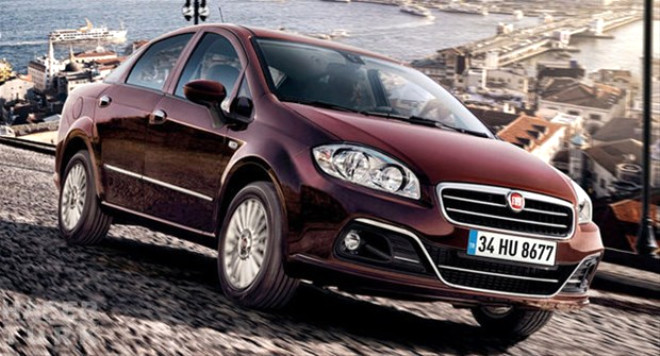 FIAT Linea Pop 1.4 77 HP