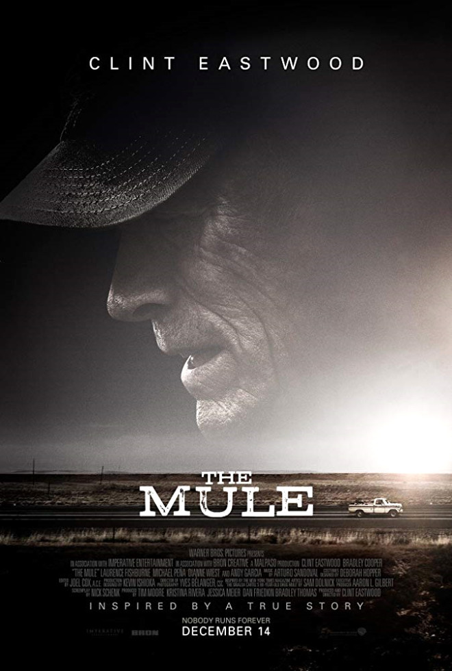 10- The Mule (2018)