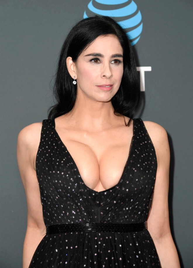 Temple sex sarah silverman hot pictures out