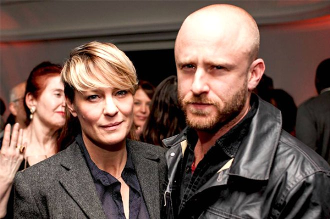 Robin Wright ve Ben Foster