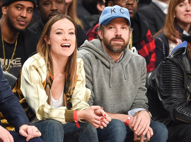 Olivia Wilde ve Jason Sudeikis