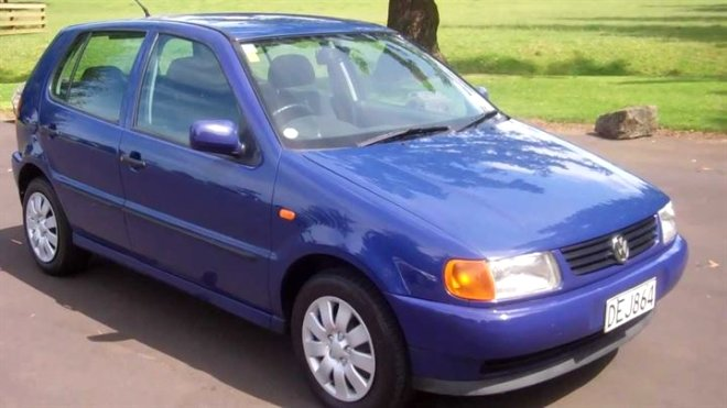 1997-1998 model Volkswagen Polo: 13 bin TL