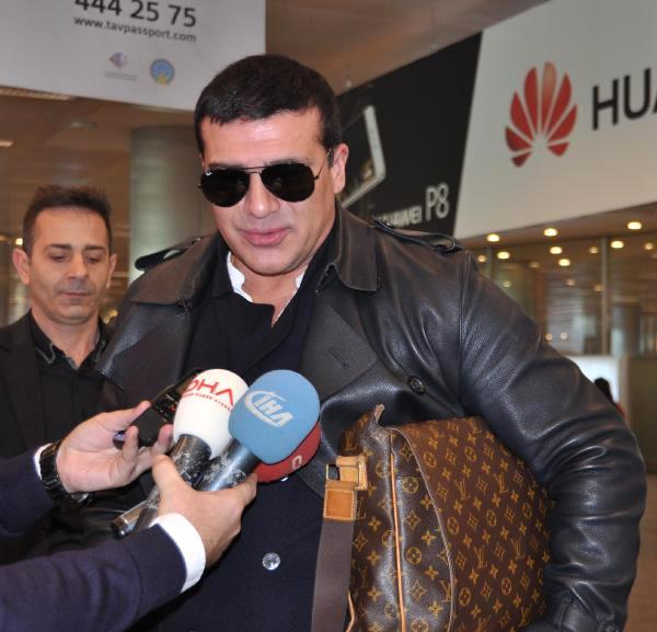 Game Of Thrones'in Oyuncusu Tamer Hassan İstanbul'da, System.String[]