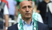 Bursaspor Teknik Direktörü Adnan Örnek, İstifa Etti