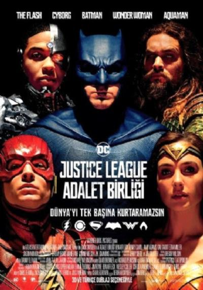 Justice League Filmi, System.String[]