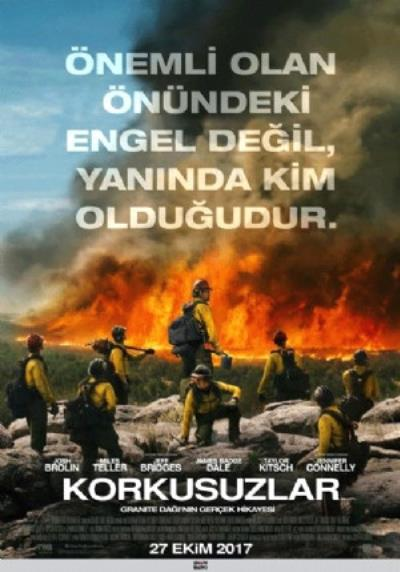 Only The Brave Filmi, System.String[]