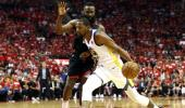 Golden State, Houston Rockets'ı 115-86 Yenerek Seride  Durum 3-3'e Getirdi