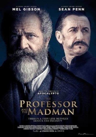 The Professor And The Madman Filmi, System.String[]