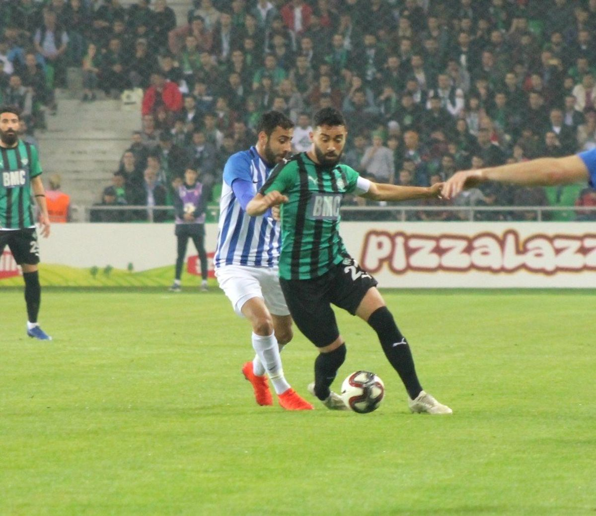 Tff 2. Lig Play-Off Yarı Final: Sakaryaspor: 4 - Sarıyer: 0, System.String[]