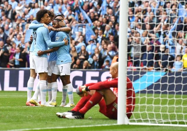 Fa Cup Manchester City'nin, System.String[]