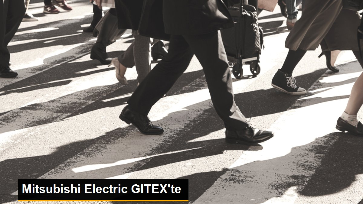 Mitsubishi Electric GITEX'te, System.String[]