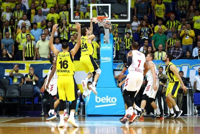 Turkish Airlines EuroLeague: Fenerbahçe Beko: 90 - Bayern Münih: 82, System.String[]