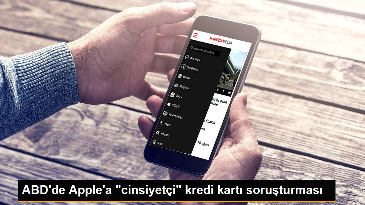 ABD'de Apple'a