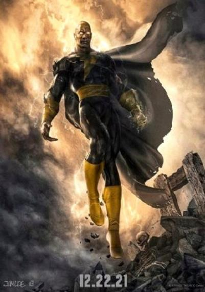 Black Adam Filmi, System.String[]