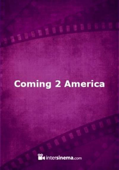 Coming 2 America Filmi, System.String[]