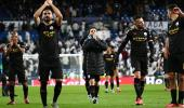 Manchester City, Real Madrid'i 2-1 yendi