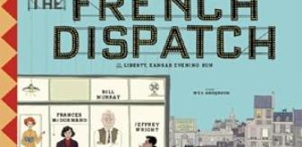 The French Dispatch Filmi