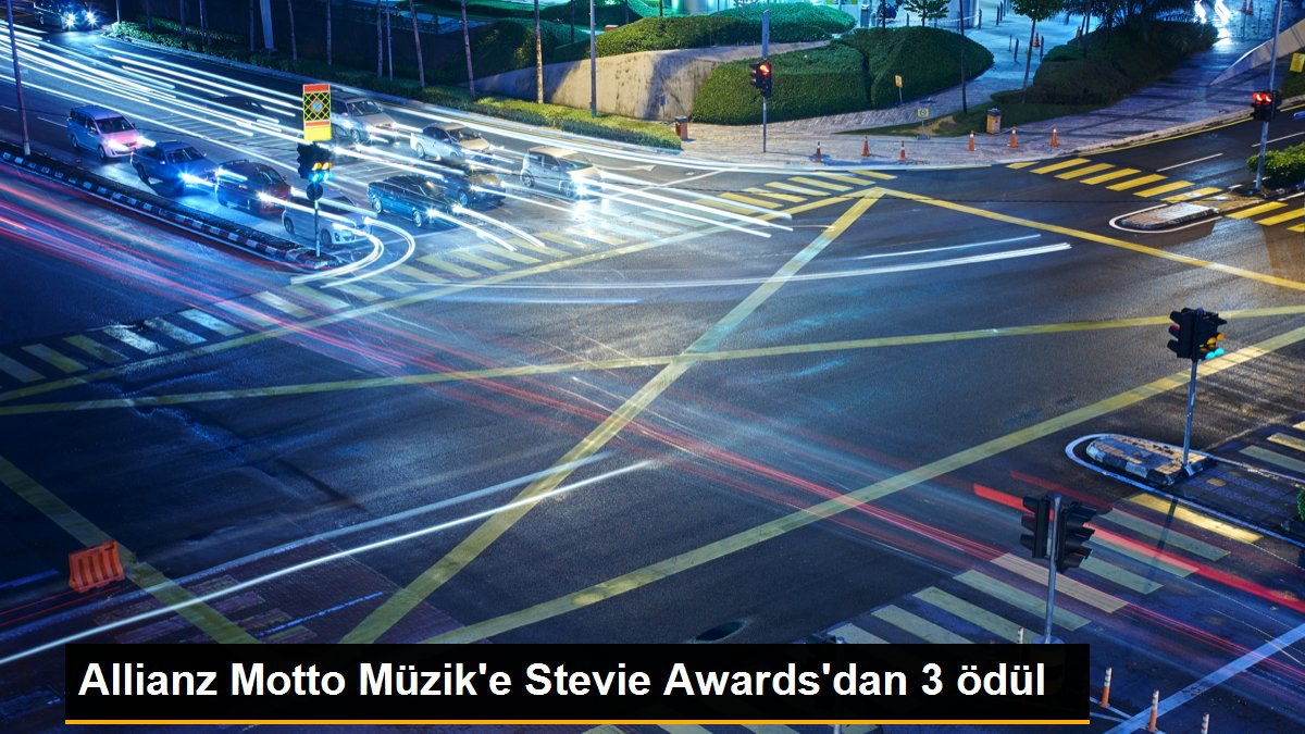 Allianz Motto Müzik'e Stevie Awards'dan 3 ödül