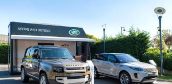 Land Rover Pop-Up Showroom İstanbul'da