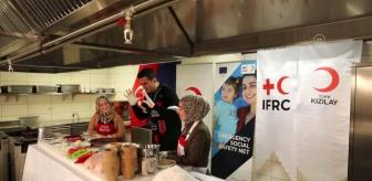 Turkish Red Crescent marks World Food Day
