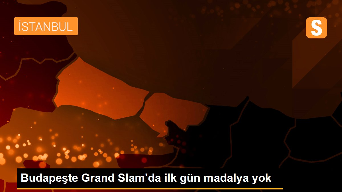 Judo: Budapeşte Grand Slam