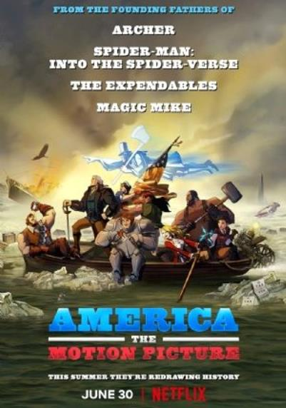 America: The Motion Picture Filmi, System.String[]