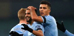 Manchester City, evinde Burnley'yi 5-0 yendi