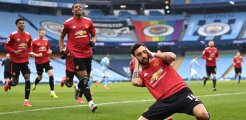 Manchester derbisinde United, City'i 2-0 yendi